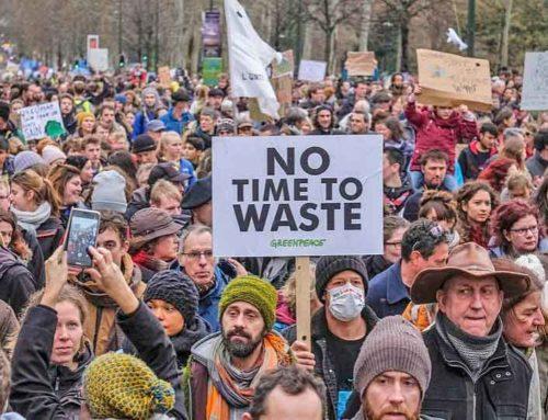 Παγκόσμιες μαθητικές διαδηλώσεις για την κλιματική αλλαγή και η τέχνη του αφηγήματος
