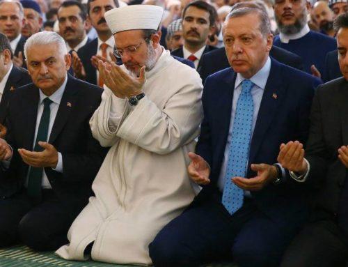 Ερντογάν: Ο Θεός μας διατάζει να είμαστε βίαιοι με τους άπιστους (kuffar)